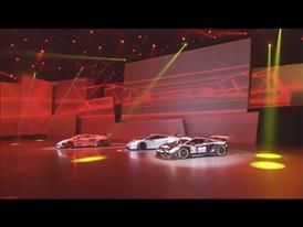 New LamborghiniGallardo LP 570-4 Squadra Corse - Worldwide Premiere