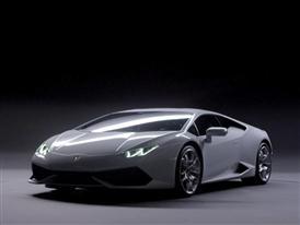 New Lamborghini Huracán LP 610-4