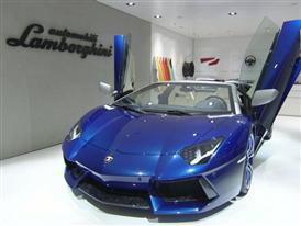 Lamborghini Aventador LP 700-4 Roadster AD Personam