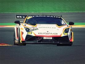 Super Trofeo at Nuerburgring
