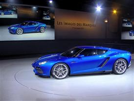 New Lamborghini Asterion LPI 910-4  - Worldwide premiere