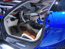 New Lamborghini  Asterion LPI 910-4 - Interiors