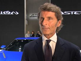Stephan Winkelmann, President and CEO of Automobili Lamborghini