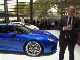 Filippo Perini, Head of Design, highlights the Features of the New Lamborghini  Asterion LPI 910-4