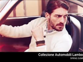 Collezione Automobili Lamborghini presents the Spring Summer 2015 collection