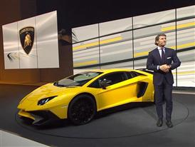 New Lamborghini Aventador LP 750-4 Superveloce - Worldwide premiere