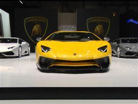 New Lamborghini Aventador LP 750-4 Superveloce