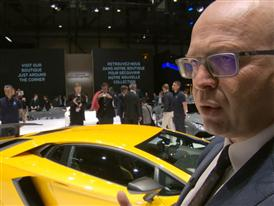 Filippo Perini, Head Of Design, highlights The Features Of The New Lamborghini Aventador LP 750-4 Superveloce