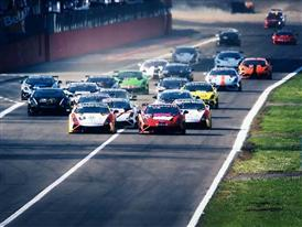 Monza Super Trofeo race weekend