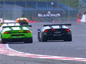 New grid record in Paul Ricard for the third race weekend of the Lamborghini Blancpain Super Trofeo