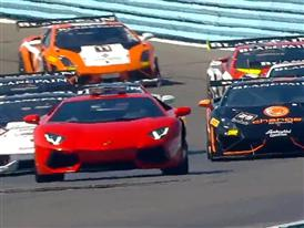 Lamborghini Super Trofeo North America Watkins Glen Teaser