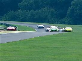 Lamborghini Super Trofeo North America Virginia Int'l Raceway Teaser