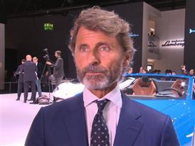 Stephan Winkelmann, President and CEO of Automobili Lamborghini (German)