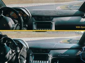 Lamborghini Dynamic Stearing