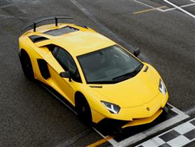 Lamborghini Track and Play - Master