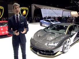 Stephan Winkelmann, President and CEO of Automobili Lamborghini (English)