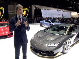 Stephan Winkelmann, President and CEO of Automobili Lamborghini (German)