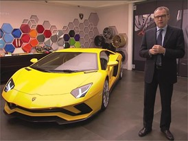 Stefano Domenicali, Chairman & CEO (English)