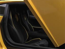 Lamborghini Aventador S – Interiors