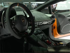 New Lamborghini Huracán Performante - Interiors