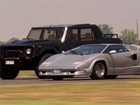 The Lamborghini LM002 Webclip