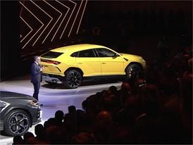 Lamborghini Urus World Premiere