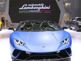 Lamborghini Huracán Performante Spyder  – Beauty Shots (Exteriors)