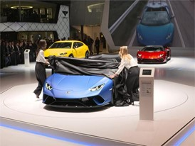 Lamborghini Press Conference at the 2018 Geneva Motor Show (short)