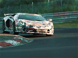 Lamborghini Aventador SVJ NBR Record