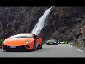Lamborghini Norway Master UFF STAMPA