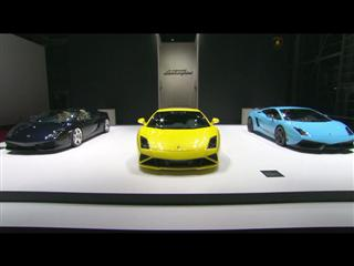 New Video Available - New Lamborghini Gallardo LP 560-4 - Debut at 2012 Paris Motorshow