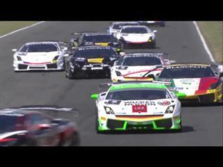 Cédric Leimer Claims 2012 Lamborghini Blancpain Super Trofeo PRO-AM Crown - New Video Available