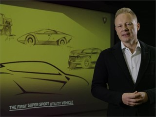 The Lamborghini Urus Super SUV: extraordinary design