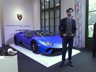 Collezione Automobili Lamborghini FW 19/20 @ Pitti Uomo