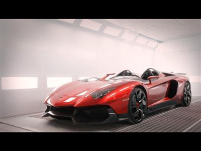 Lamborghini Aventador J, Worldwide Premiere at 2012 Geneva Motorshow - New Video Available