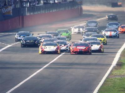 Lamborghini Blancpain Super Trofeo 2016 Race Calendars - Europe