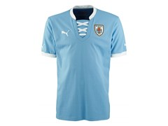 PUMA Created 2013 FIFA Confederations Cup TM Kit For Uruguay