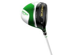 COBRA RELEASES AMP CELL LIMITED EDITION - GREEN DRIVER JUST IN TIME FOR SEASON OPENER