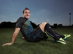 New Imagery Available: Santi Cazorla wears the latest PUMA evoSPEED 1.2