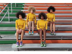 PUMA Teams Up With Solange and Launches 'Girls of the Blaze Disc' Collection