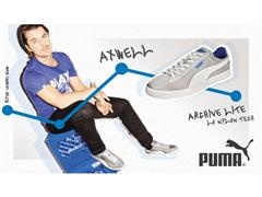 PUMA® Announces Global Dance Icon, Axwell as The New Lifestyle Brand Ambassador for Europe This Spring/Summer 2014