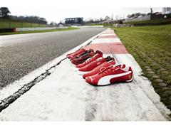 PUMA LAUNCHES THE FERRARI ICON COLLECTION