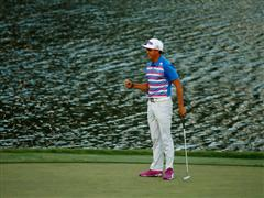 RICKIE FOWLER WITH HISTORIC WIN AT THE PLAYERS CHAMPIONSHIP
