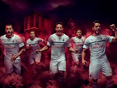 INTRODUCING THE NEW AC MILAN 2018/19 AWAY KIT