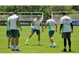 Team Algeria at the Africa Cup of Nations 2013_05