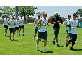 Team Algeria at the Africa Cup of Nations 2013_07