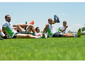 Team Algeria at the Africa Cup of Nations 2013_08