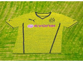 PUMA UNVEILS NEW BVB HOME SHIRT FOR 2013/14 SEASON