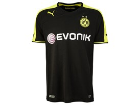 PUMA UNVEILS NEW BVB HOME SHIRT FOR 2013/14 SEASON-Away Shirt Image
