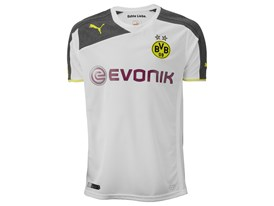 PUMA UNVEILS NEW BVB HOME SHIRT FOR 2013/14 SEASON-Third/Goalkeeper Shirt Image